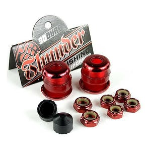 Thunder 90D Bushing Rebuild Kit - Red