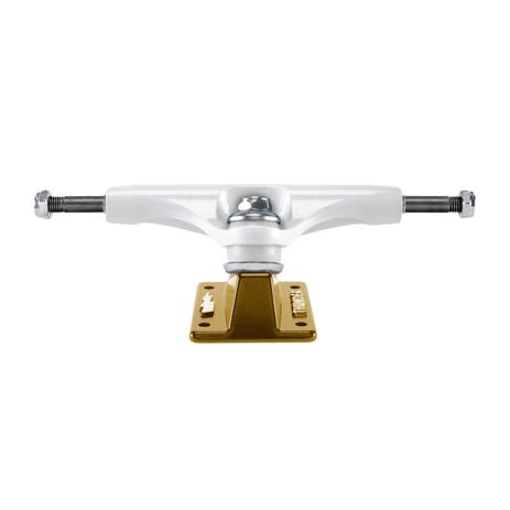 Thunder O'Neill Hollow Lights Hi 149 Skateboard Trucks - White
