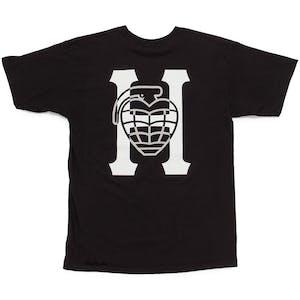 Thunder x HUF Grenade T-Shirt — Black