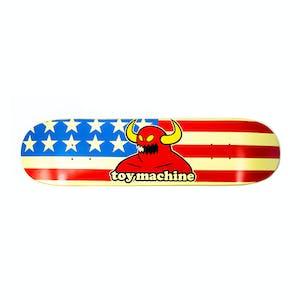 "Toy Machine American Monster 7.875"" Skateboard Deck"