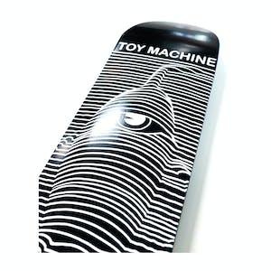 """Toy Machine Toy Division 8.0"""" Skateboard Deck"""
