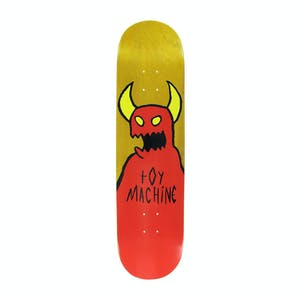 "Toy Machine Sketchy Monster 8.25"" Skateboard Deck"
