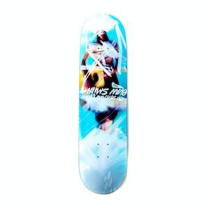 Uma Taped Up Skateboard Deck - Evan