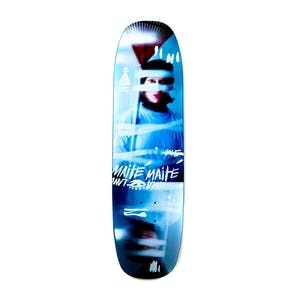 "Uma Taped Up 8.6"" Shaped Skateboard Deck - Maite"