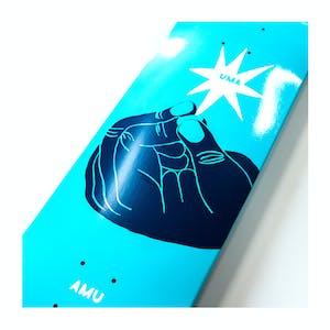 "Uma Whoisnt 8.5"" Skateboard Deck"