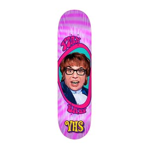 "VHS Nostalgic Austin Powers 8.5"" Skateboard Deck"