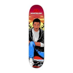 "VHS Nostalgic Beverly Hills Cop 8.38"" Skateboard Deck"
