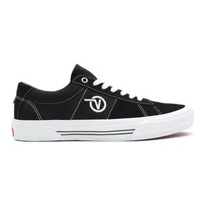 Vans Skate Sid Skate Shoe - Black/White