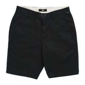 "Vans Authentic Stretch 20"" Short - Black"
