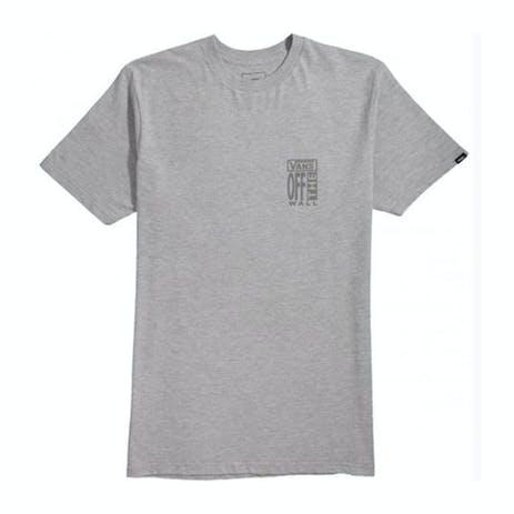 Vans Ave T-Shirt - Heather Grey
