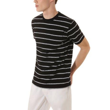 Vans x Baker Jacquard Knit T-Shirt - Black
