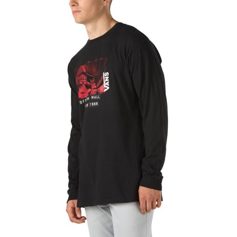 Vans x Baker Long Sleeve T-Shirt - Black
