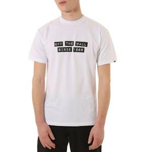Vans x Baker T-Shirt - White