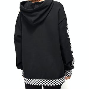 Vans Central Women's Hoodie - Black