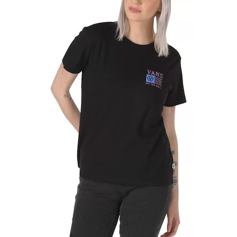 Vans Compo Women's T-Shirt - Black