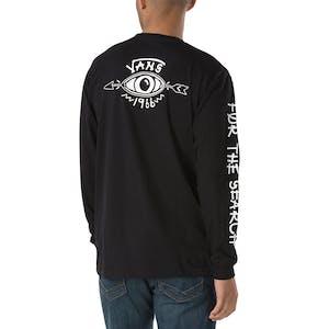 Vans Dakota Long Sleeve T-Shirt - Black