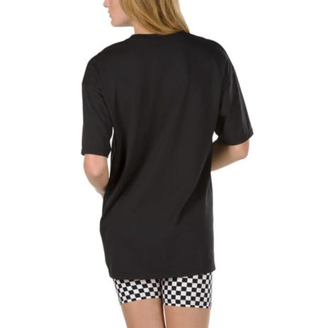 Vans Drive Time Oversized Women's T-Shirt - Black