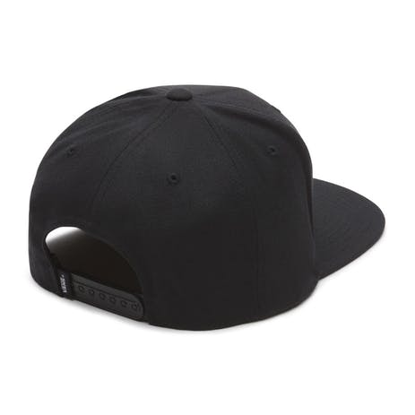 Vans Drop V II Snapback Hat - Black/White