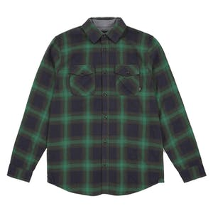 Vans Monterey Flannel Shirt - Dress Blues/Quetzal