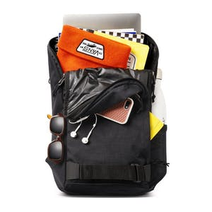 Vans Obstacle Skatepack - Black Ripstop