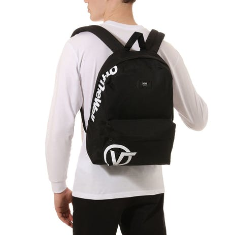 Vans Old Skool III Backpack - OTW Black