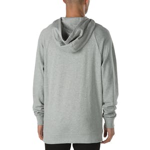 Vans Stacked Rubber Pullover Hoodie - Cement Heather
