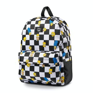 Vans x The Simpsons Old Skool III Backpack - Simpson Family