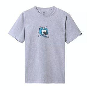 Vans Skate TV T-Shirt - Athletic Heather