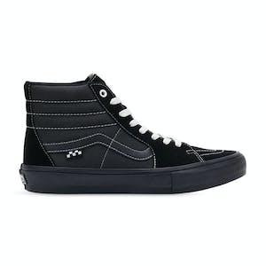 Vans Skate Sk8-Hi Skate Shoe - Black/Black