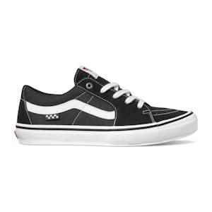 Vans Skate Sk8-Low Skate Shoe - Black/White