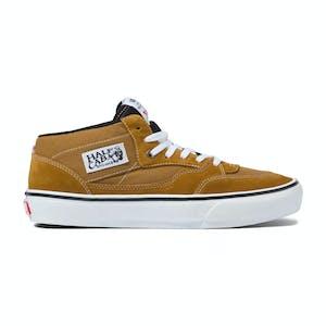 Vans Skate Half Cab '92 Reynolds Skate Shoe - Golden Brown