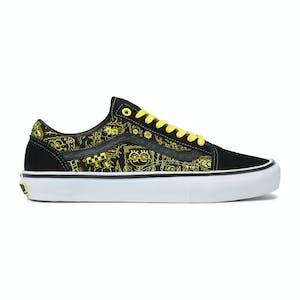 Vans x Spongebob Skate Old Skool Skate Shoe - Gigliotti
