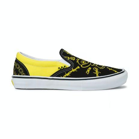 Vans x Spongebob Skate Slip-On Skate Shoe - Gigliotti