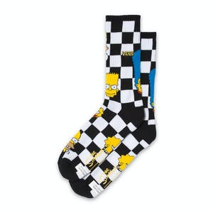 Vans x The Simpsons Crew Sock