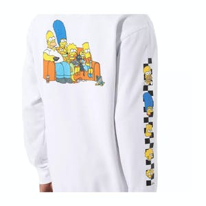 Vans x The Simpsons Pullover Hoodie - Family