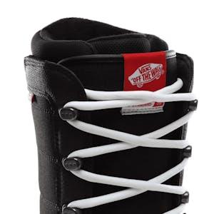 Vans Hi-Standard OG Snowboard Boot 2021 - Black / White