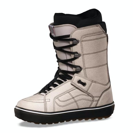 Vans Hi-Standard OG Snowboard Boot 2021 - Jake Kuzyk / Moonbeam Black
