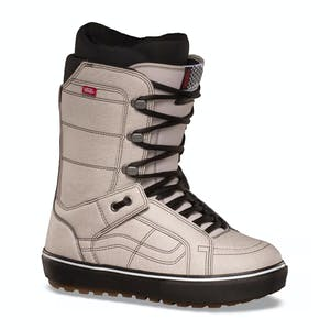 Vans Hi-Standard OG Snowboard Boot 2021 - Jake Kuzyk / Moonbeam Black