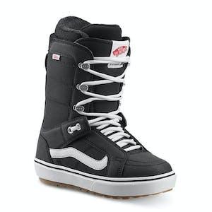 Vans Hi-Standard OG Women's Snowboard Boot 2021 - Black / White