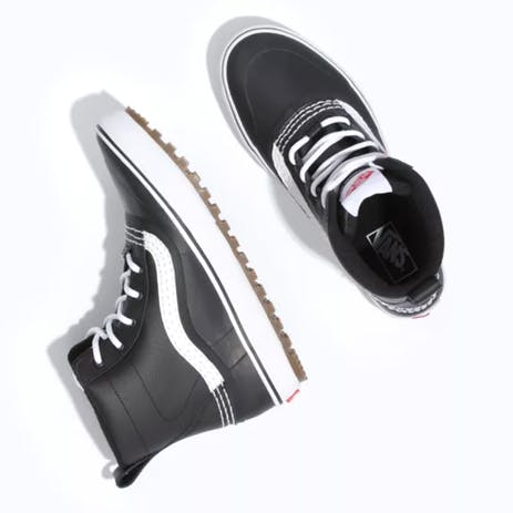 Vans Standard Mid MTE Winter Boot - Black/White