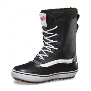 Vans Standard MTE Winter Boot - Black/White
