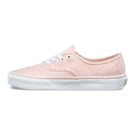 Vans Authentic Skate Shoe - Marled Canvas/Evening Sand