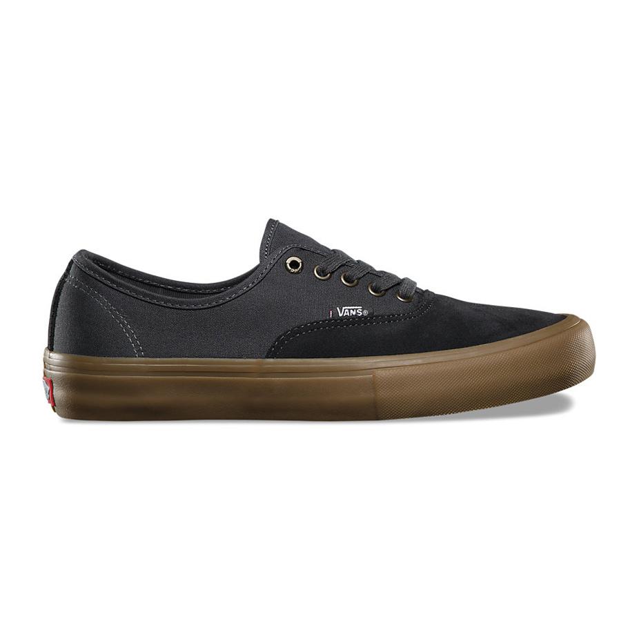 Vans Authentic Pro Skate Shoe - Asphalt