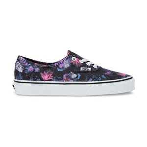 Vans Authentic Skate Shoe - Warped Floral