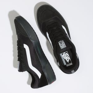Vans AVE Pro Skate Shoe - Black/White