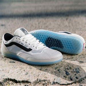 Vans AVE Pro Skate Shoe - Blanc de Blanc