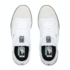 Vans AVE Pro Skate Shoe - White/Smoke