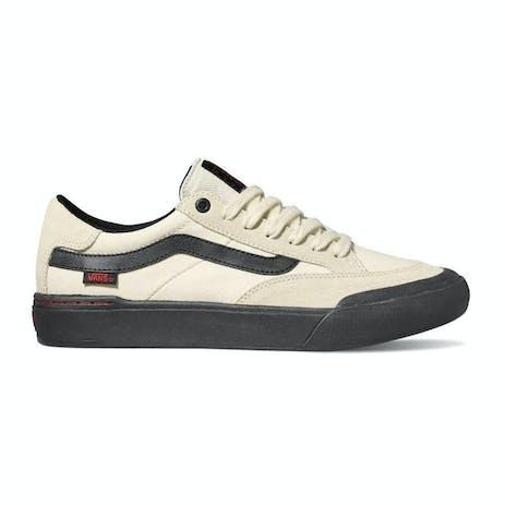 Vans Berle Pro Skate Shoe - Antique/Black