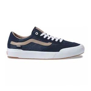 Vans Berle Pro Skate Shoe - Dress Blues/Portabella