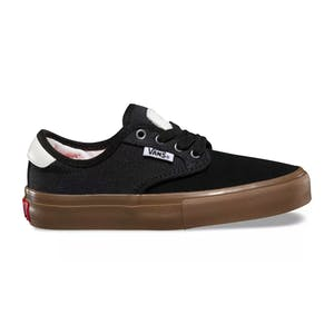Vans Chima Ferguson Youth Skate Shoe - Covert Twill/Black